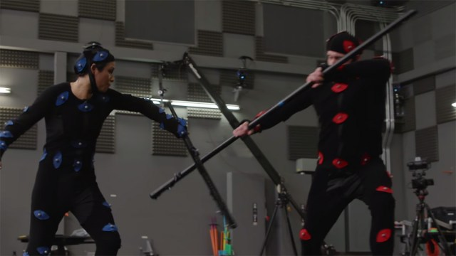 Behind the scenes of Maul vs. Ahsoka