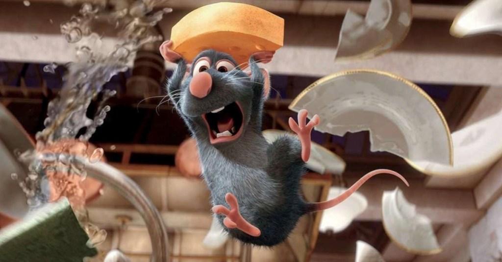 Retro RenderMan: The hair and fur of 'Ratatouille'