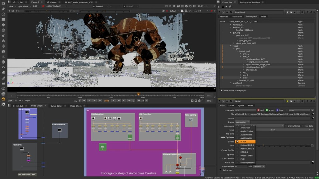 Foundry launches Nuke Indie