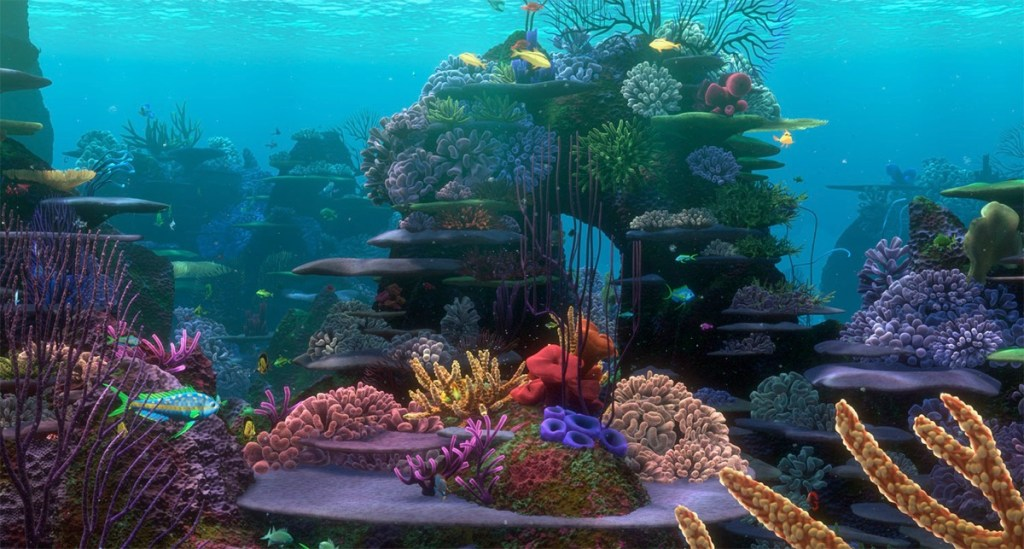 Retro RenderMan: shading on 'Finding Nemo'