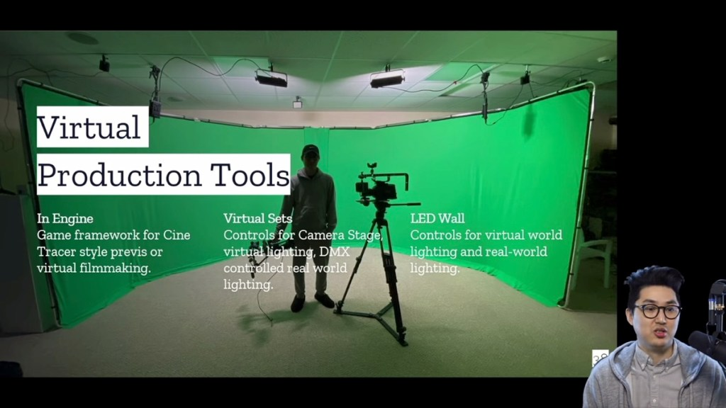 How to set up an indie virtual production studio at home