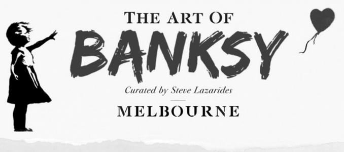Banksy Greyscale