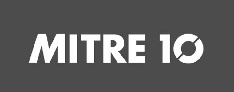 Mitre 10 Greyscale