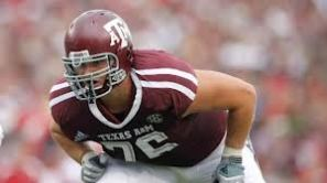 Texas A & M's Luke Joekel is the best offensive linemen in the draft