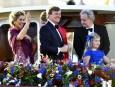 Máxima, Willem-Alexander and Amalia