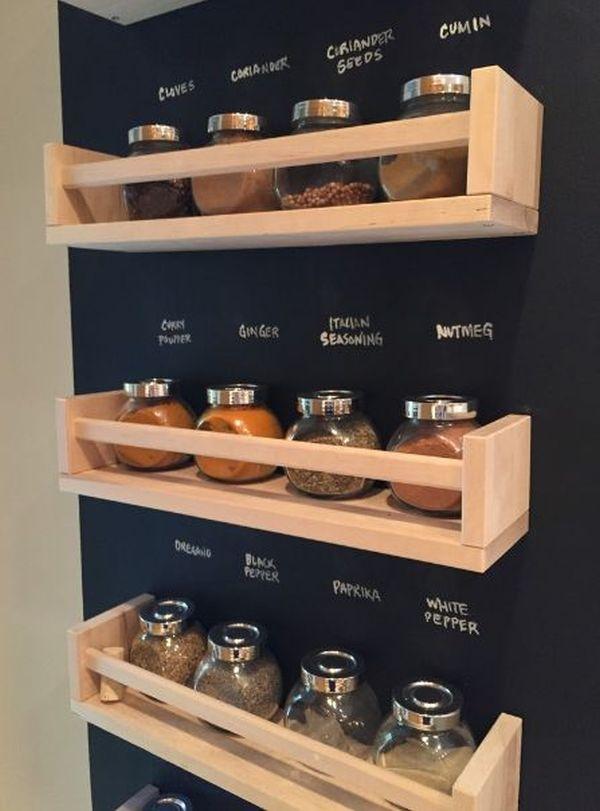 chalkboard-ikea-spice-rack-wall