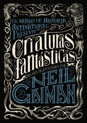 cover of unnatural creatures by Neil Gaiman