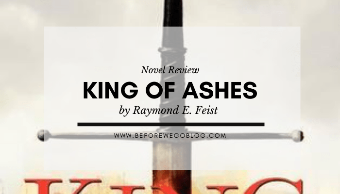 cover of King of Ashes