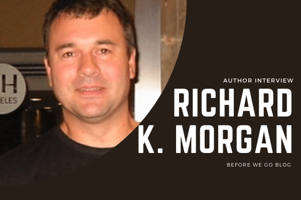 Richard K. Morgan