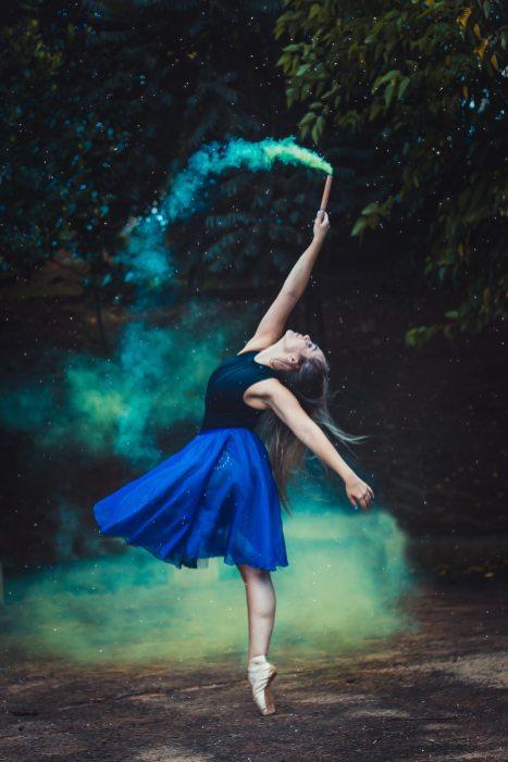 Danse, show visuel