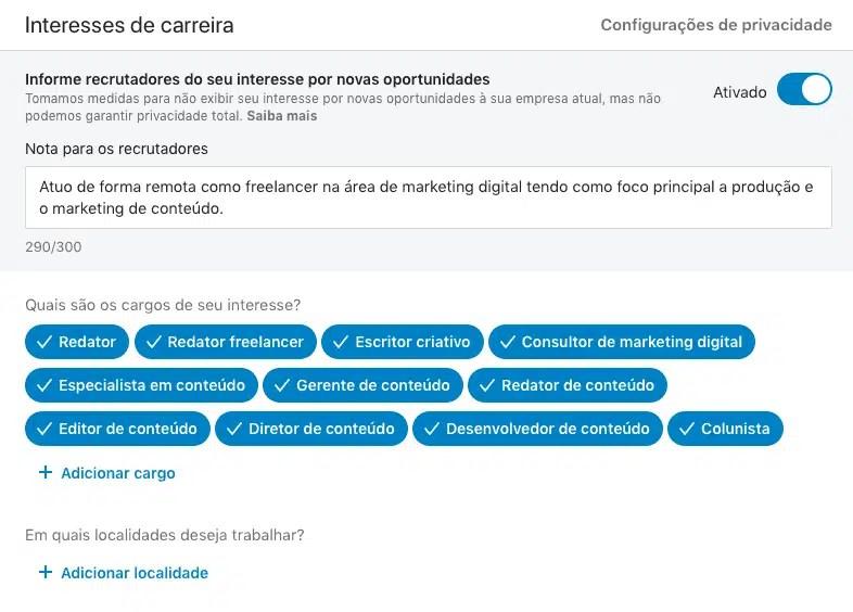 Como encontrar trabalho remoto no LinkedIn