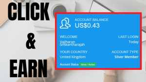 click and earn