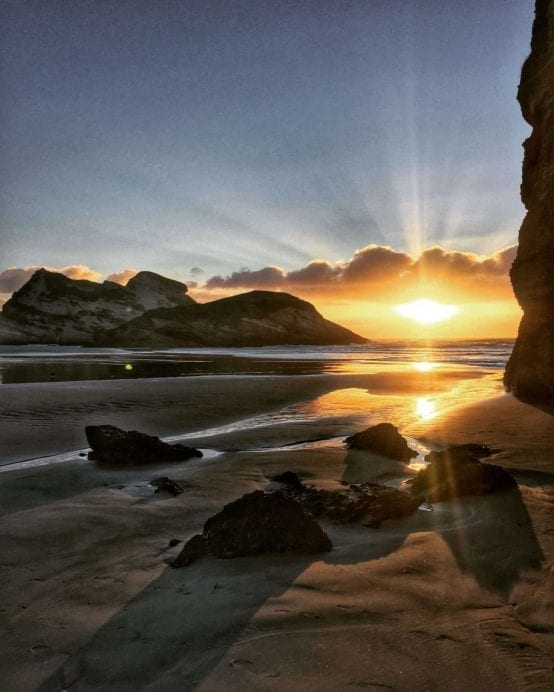 2 Must See Attractions in Golden Bay, New Zealand