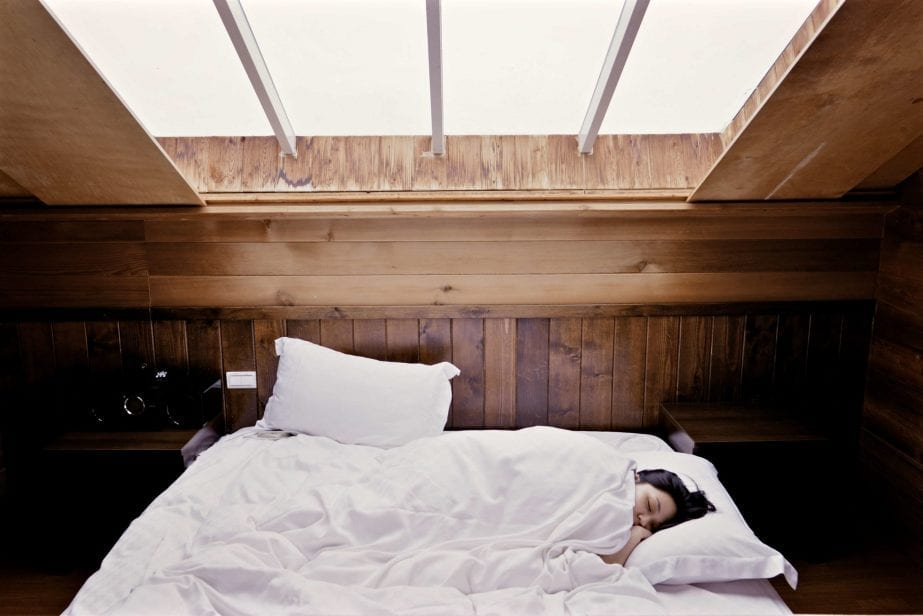 How to NOT Feel Bad For Sleeping In