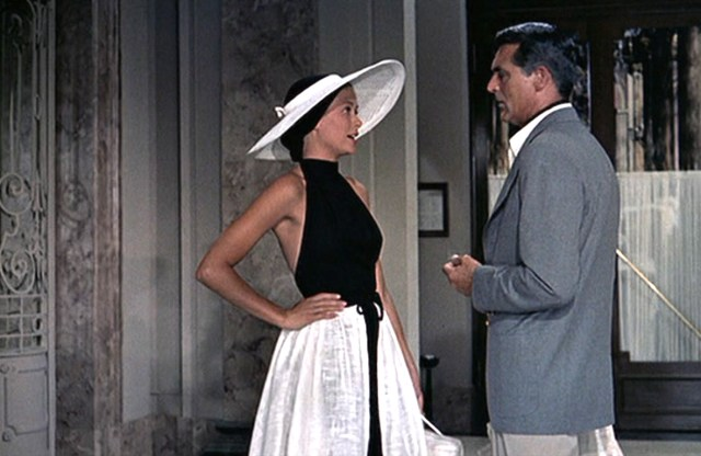 Grace Kelly and Cary Grant in To Catch a Thief