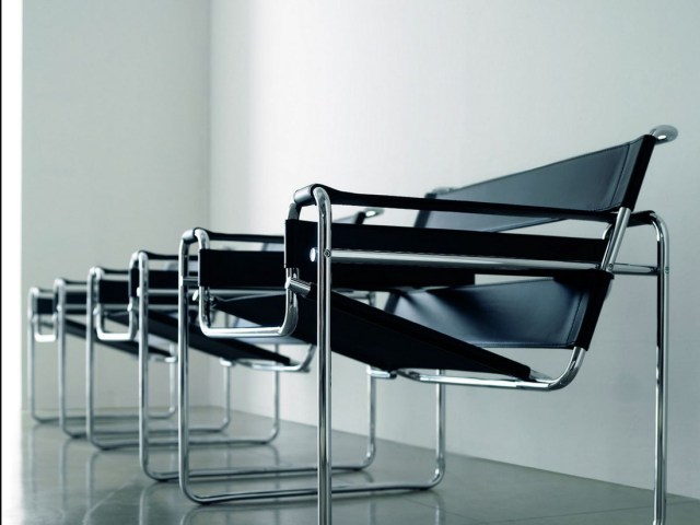 Wassily Chair. Marcel Breuer