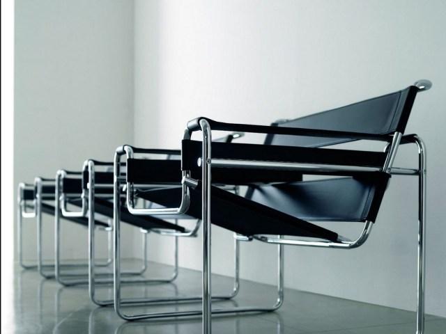 Wassily Chair. Marcel Breuer