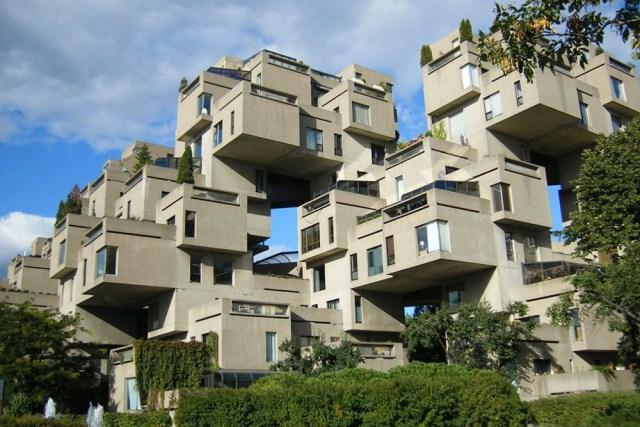 Habitat 67. Montreal
