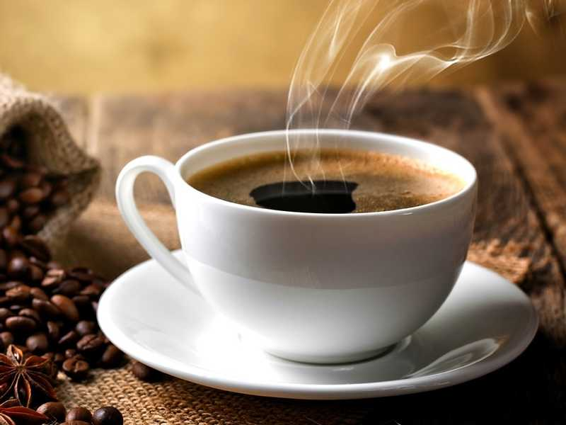 A cup of coffee a day will help you lose belly fat