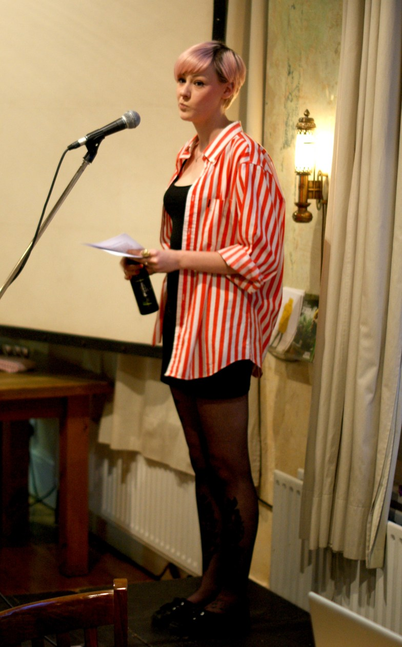 Rhiannon Wilkins at BBS6 photographed by Tom Jackson