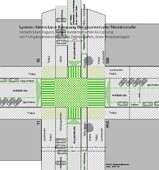 16225-04 Hochschule Bremen – Beispiel Vorschlag für eine Kreuzung ...