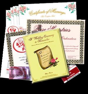 Wedding Officiate Package
