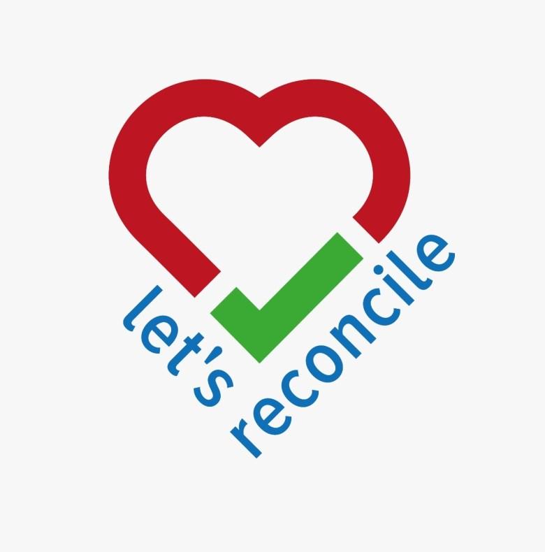 Let's Reconcile SA Logo