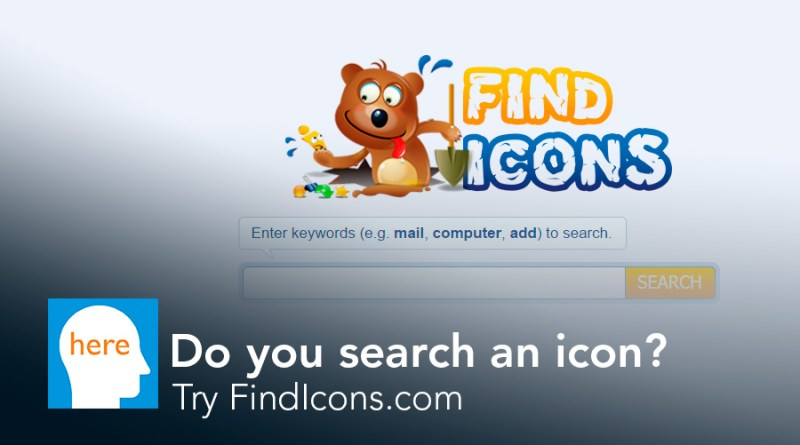 find Icons website