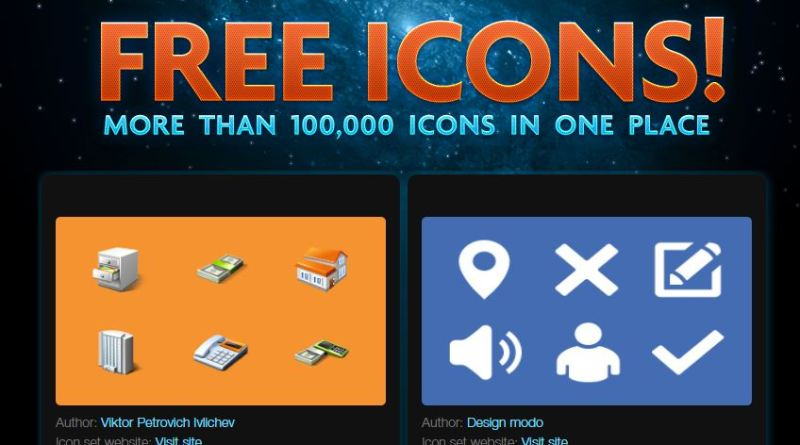 free icons from iconfinder