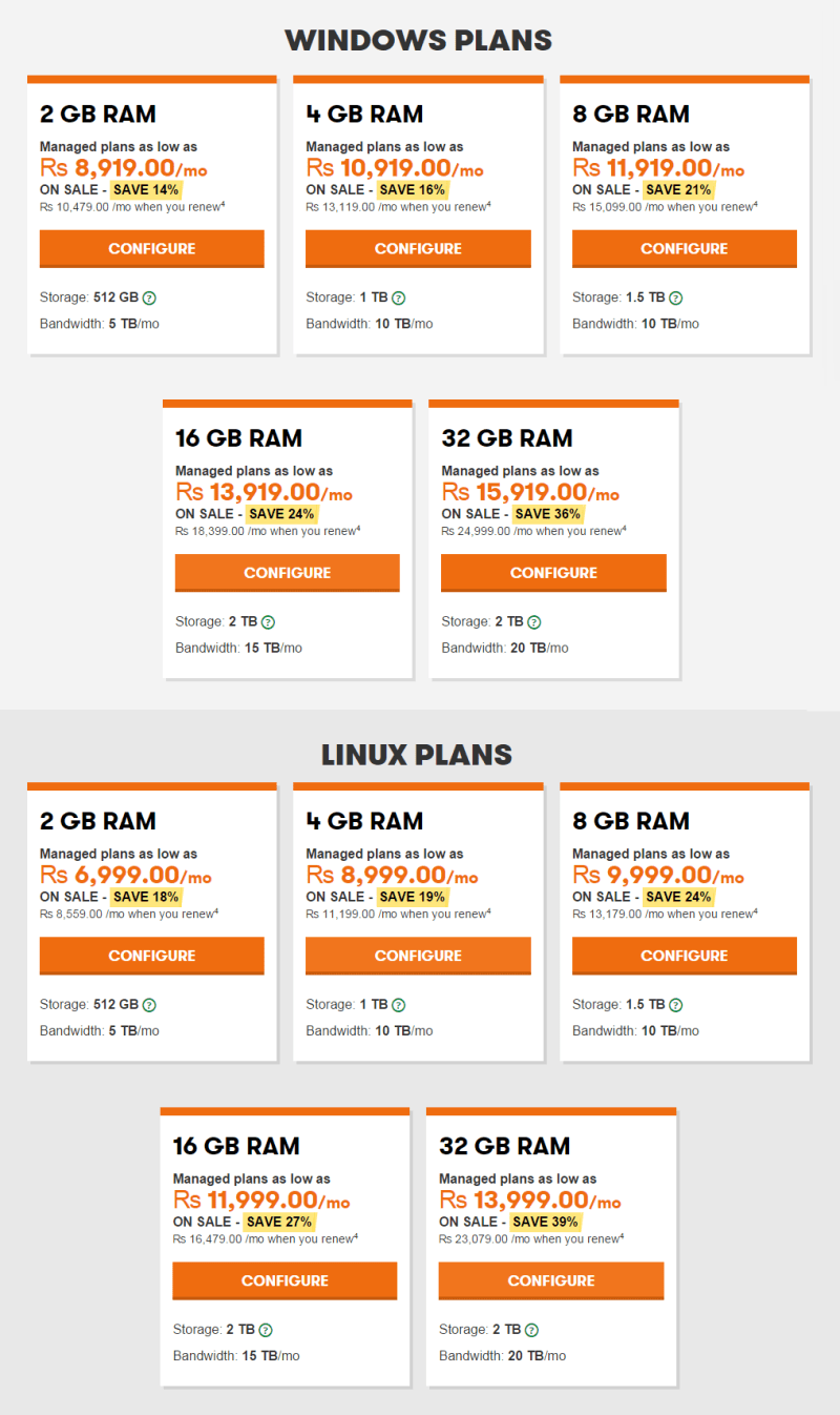 godaddy-dedicated-hosting-plans