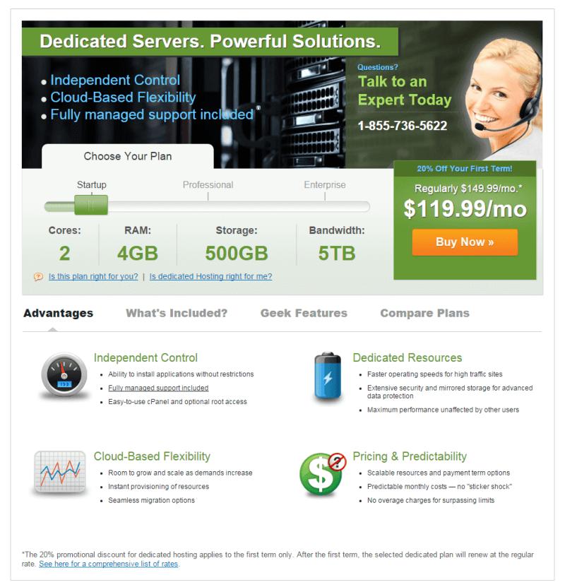 ipage-dedicated-hosting-plans
