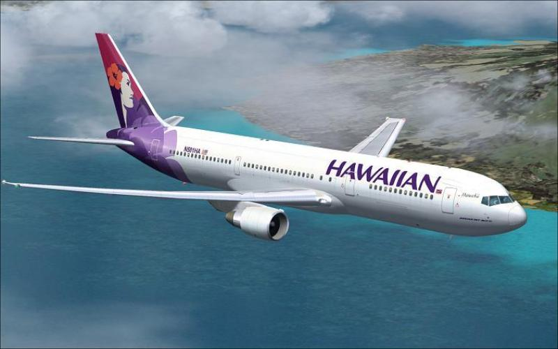USA's Top 10 Airlines 2016 hawaiin