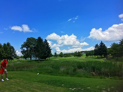 iizuna-nakogen golf curse 4