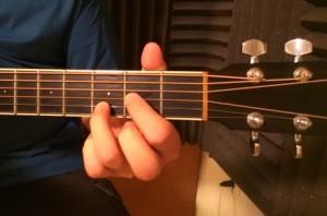 guitar chord for beginner