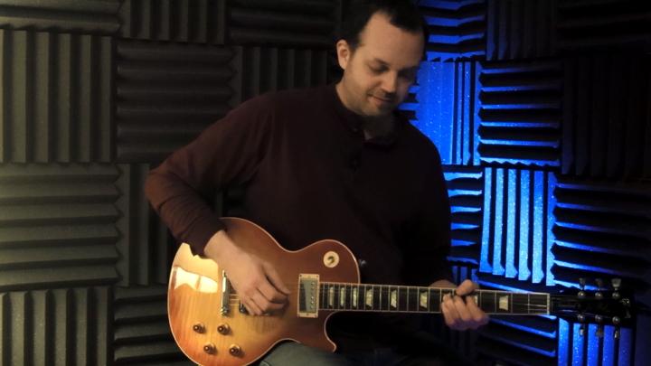 String Bending Guitar Lesson