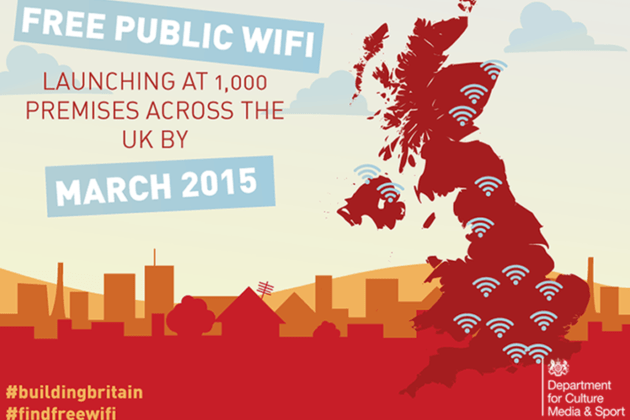 UK Government To Install Free Wi-Fi In 1.000 Public Buildings - BeginnersTech