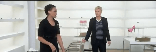 Ellen DeGeneres JC Penny Ad Anti-Christian | Number of the Beast