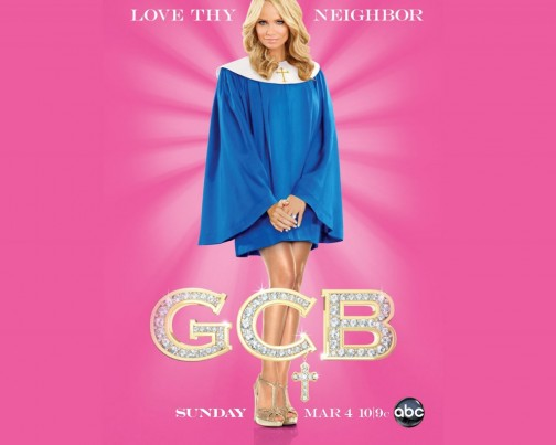 GCB Ad Love Thy Neighbor | ABC GCB Satanic Blasphemy