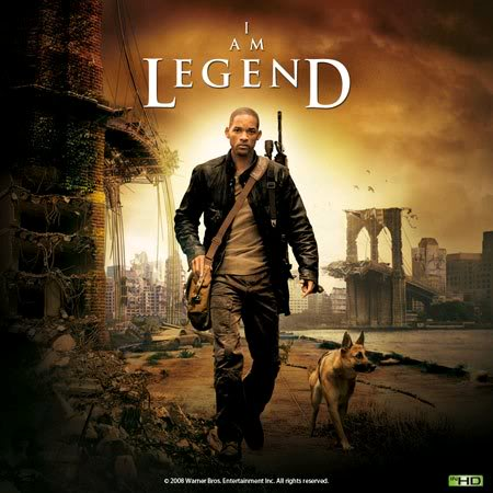 I Am Legend | Illuminati Zombie Apocalypse.