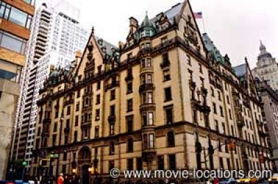 Rosemarys Baby Dakota Building | 666 Park Avenue ABC Antichrist