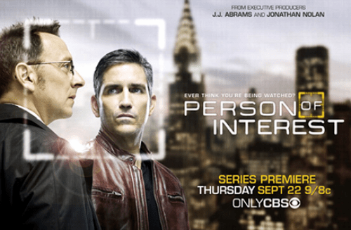 CBS Person of Interest | New World Order Predictive Programming