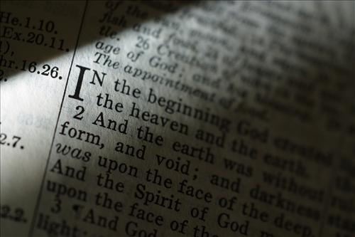 bible-page | Overcoming fear to share Christian faith.