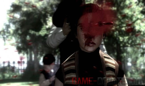 Lucius Video Game | Video game Violence Damien Omen