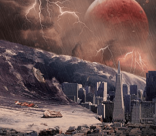 Red moon Sixth Seal Rapture | When is the Rapture?