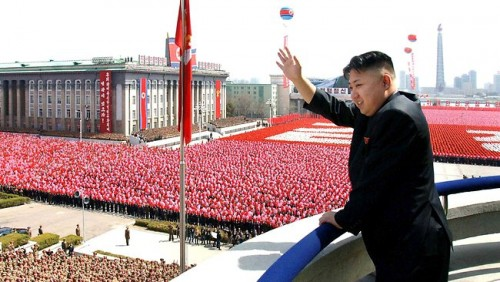 Kim Jong-Un Waving | North Korea underground churches. Christian martyrs.