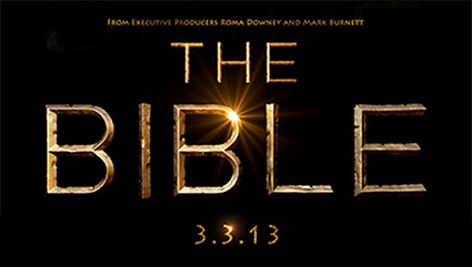 The Bible Mini-series Roma Downey Burnett | Blasphemy and innacurate series.