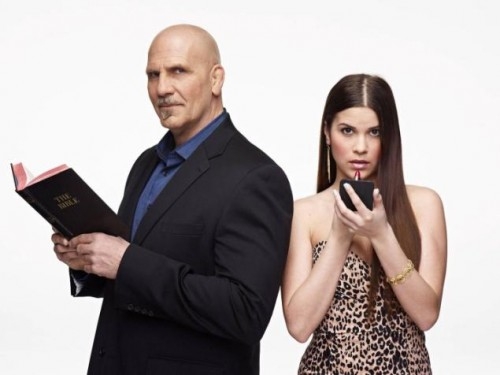 Lifetime Preachers' Daughters reality show   Apostasy and heresy of Christian pastors.