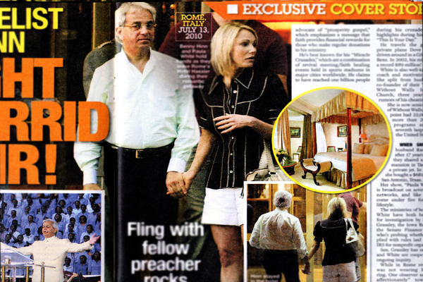 Benny Hinn Apostate heretic asks for $2.5 million | Prosperity Gospel Satanic heresy