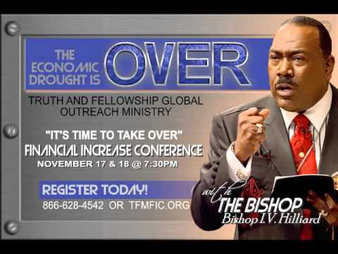 New Light Christian Church | I.V. Hilliard Prosperity Gospel Word of Faith Apostasy