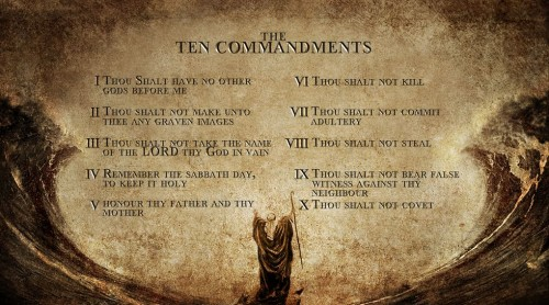Does the mosaic covenant apply to Christians? | Are Christians required to follow the ten commandments?
